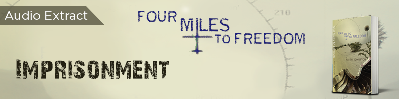 Four Miles to freedom banner3