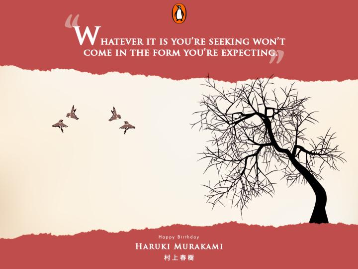 6 Quotes That Showcase The Brilliance Of Haruki Murakami