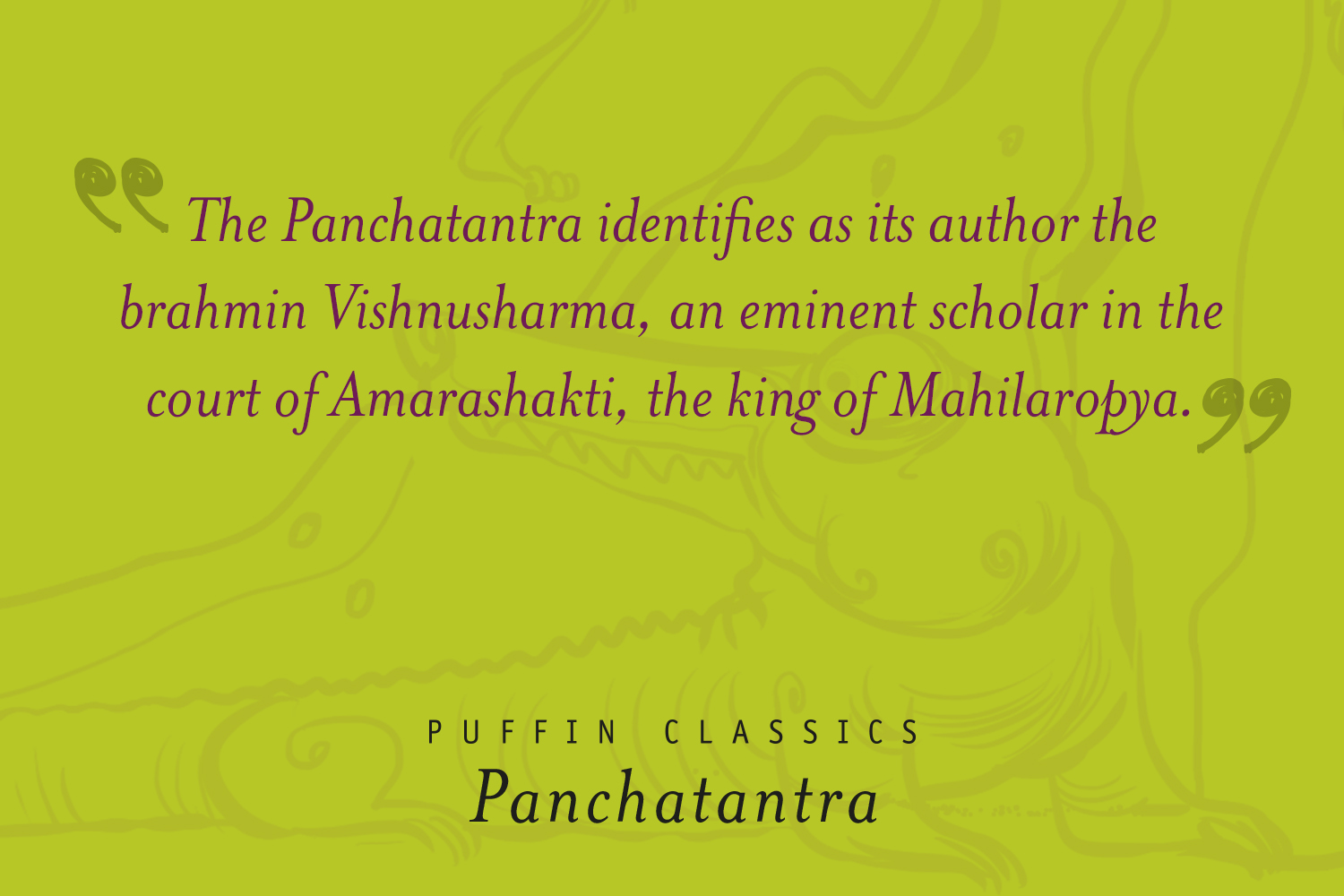 Panchatantra - Blog Creatives 01