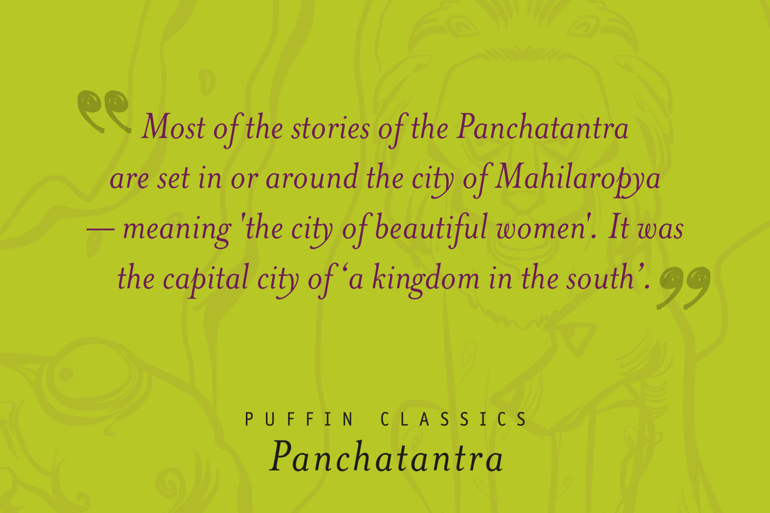 Panchatantra - Blog Creatives 03