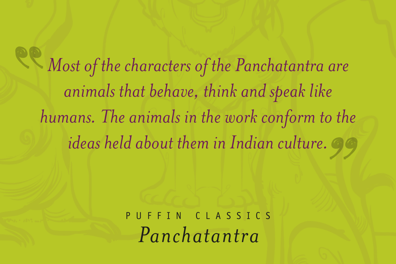 Panchatantra - Blog Creatives 05