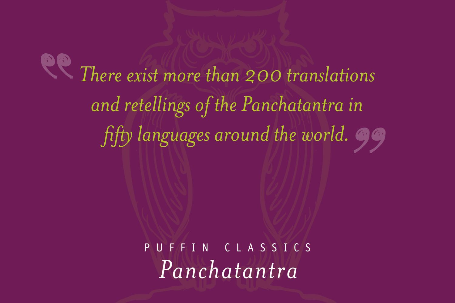 Panchatantra - Blog Creatives 06